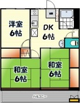 グリーンプラザ305(間取図・給湯).JPG