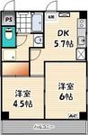 ドミールIS203(間取図).JPG